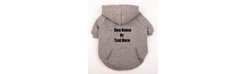 Design Your Own Dog Hoody