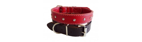 Dog Diamante Rhinestone Collars
