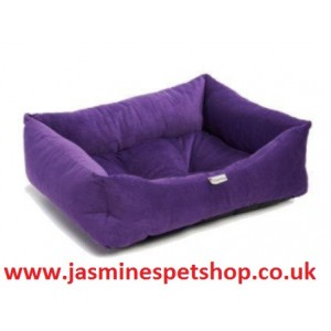 Jasmines Cotton Cord Dog Bed