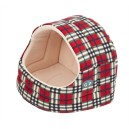 ARGYLL HOODED PET BED