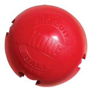 KONG TOY BISCUIT BALL- Jasminespetshop.co.uk