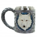 Collectable Decorative Wolf Tankard
