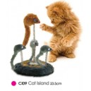 Gor Pet Cat Island Toy