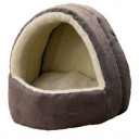 Premium Suede Pet Igloo Beds