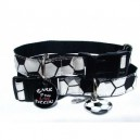 Football Style Dog COLLAR