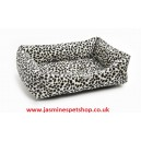 Dog Bed Polyester Faux Fur