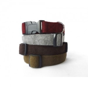 Luxury Woollen Dog Collars - Jasminespetshop.co.uk