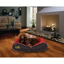 Dog Doza Waterproof Box Border Dog Bed
